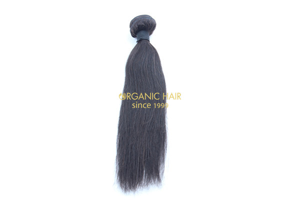 100 brazilian straight human hair extensions