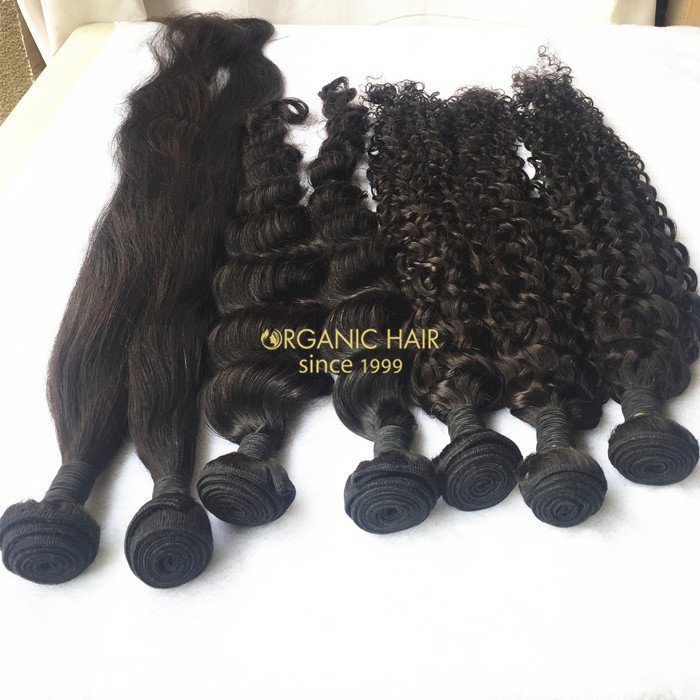100 human hair extensions