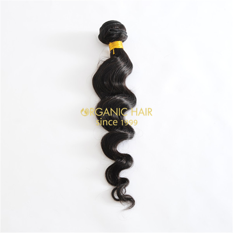 100 virgin brazilian human hair extensions