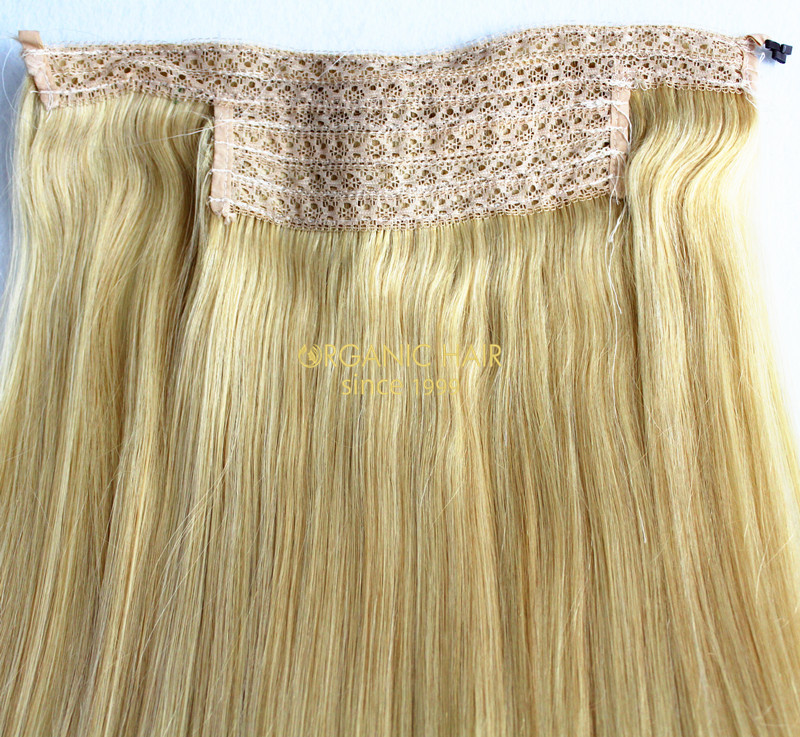 10a Grade Halo Hair Extensions Hot Sale In Us China Oem 10a Grade