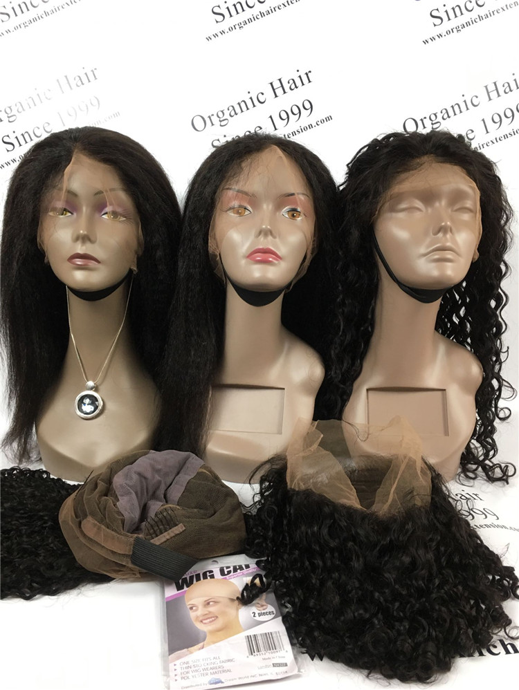 Full lace wigs in house