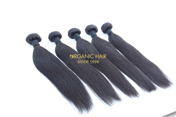 Wholesale Brazilian straight virgin hair in Hollywood GT02