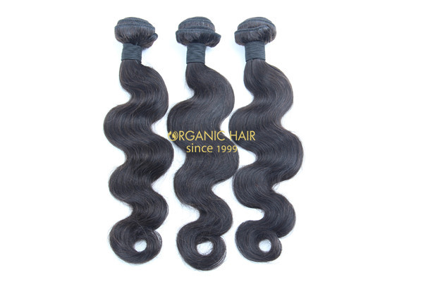 18 inch brazilian body wave human hair extensions