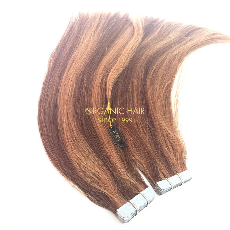 24 inch colored tape in hair extensions london