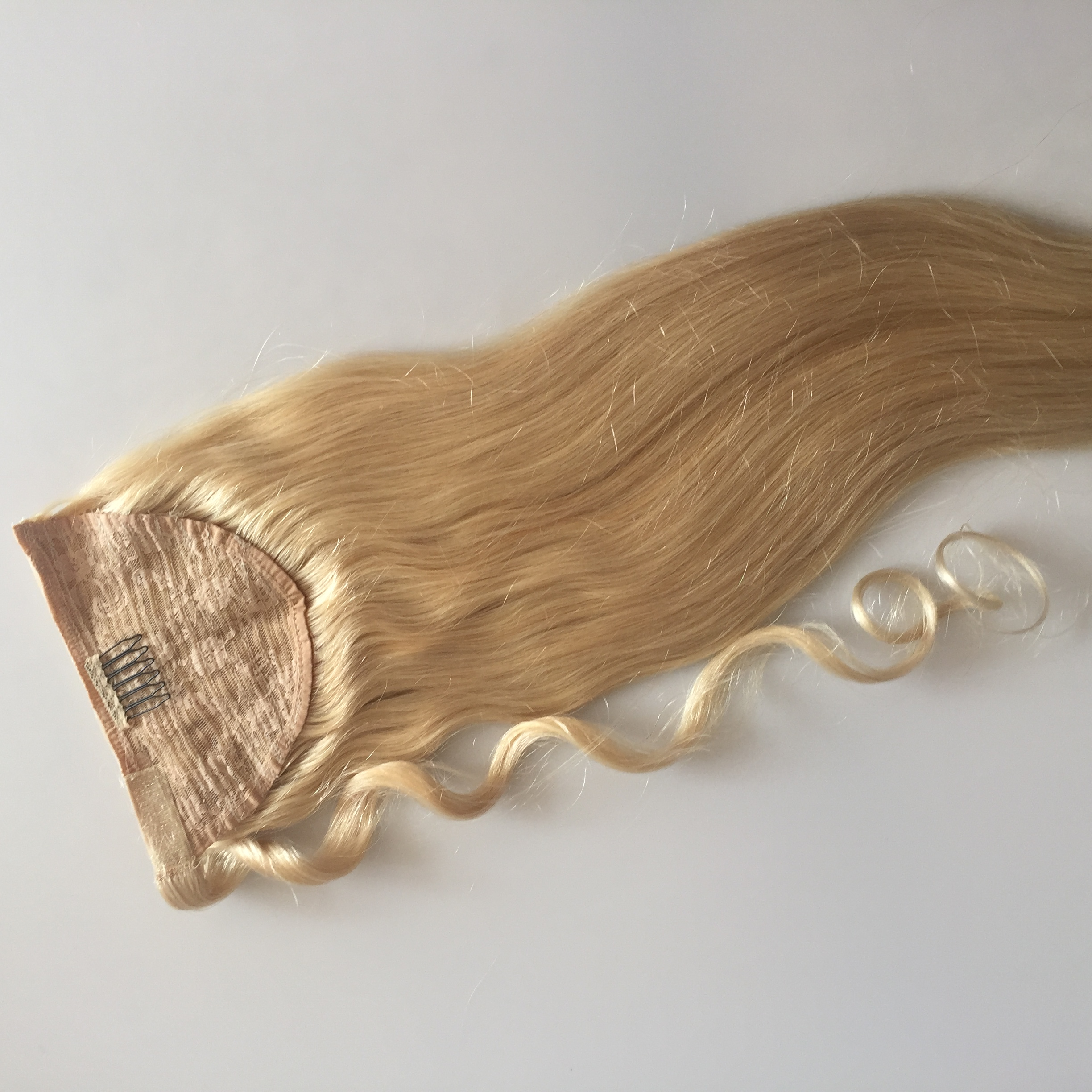 26 hair extensions human hair ponytail extensions