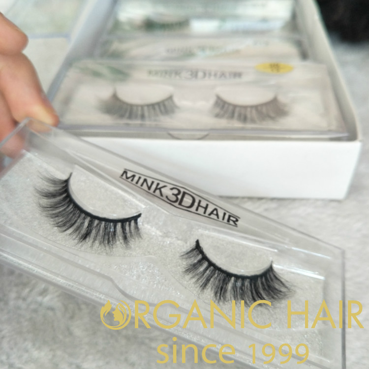 3D Mink eyelash  mink fur  eyelash for makeup and beauty GT23