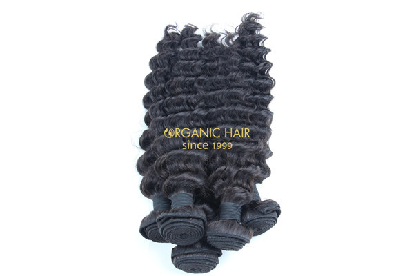 Affordable deep wave brazilian hair extensions