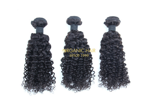 Best brazilian curly human hair extensions