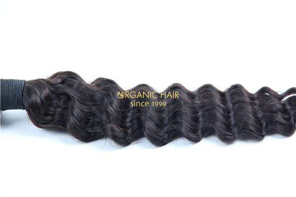 Best brazilian deep wave human hair extensions