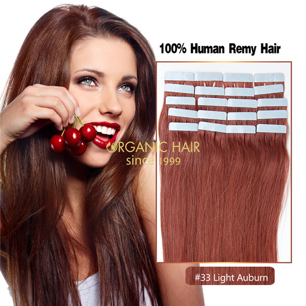 Best Hair Extensions Colored Hair Extensions Tape Hair China Oem