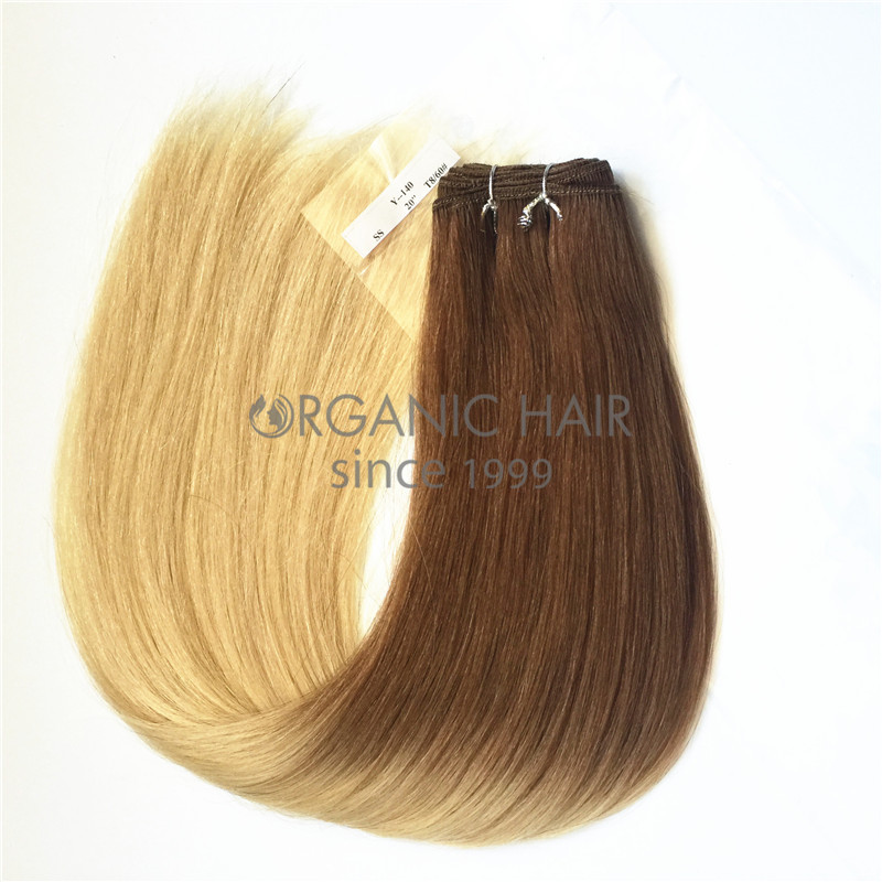 Best ombre human hair extensions
