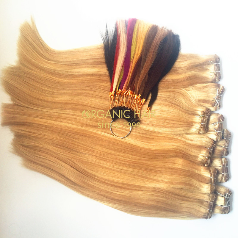 Best remy human hair extensions wholesale