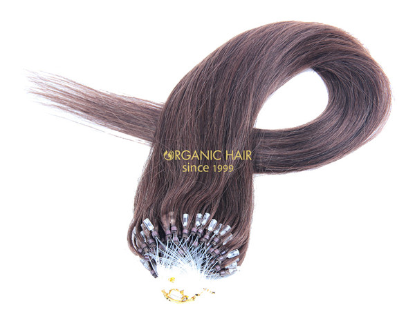 Buy human hair micro hair extensions chicago #4