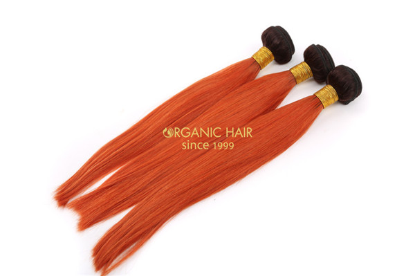 Cheap colored human hair extensions