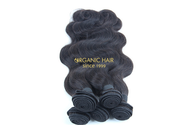 Cheap curly remy human hair extensions for sale