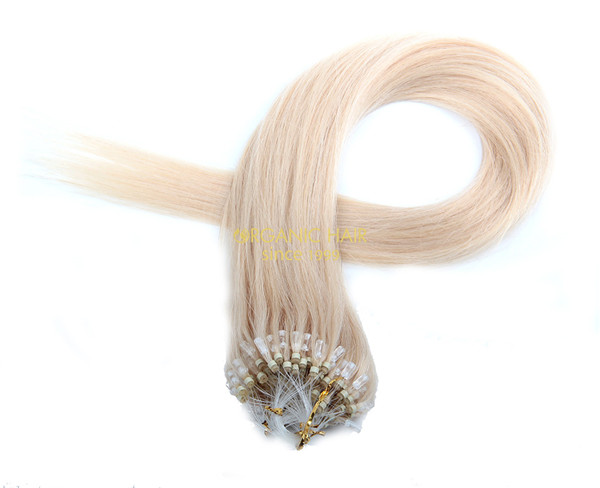 Cheap human hair micro loop hair extensions uk #24