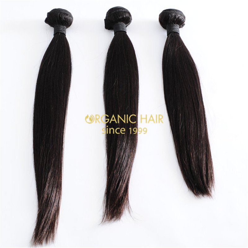 Cheap peruvian straight hair weave