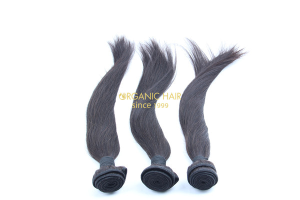 Cheap remy human hair extensions