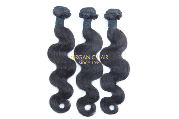 Cheap remy human hair weave online