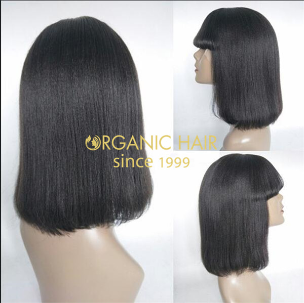 Cheap synthetic wigs medical wigs vendor