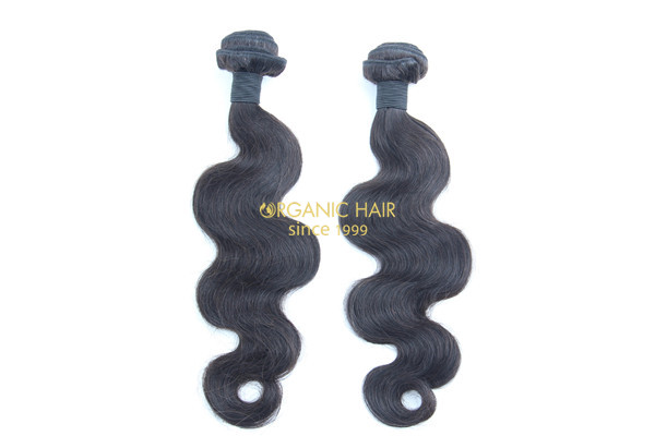 Cheap virgin brazilian human hair extensions