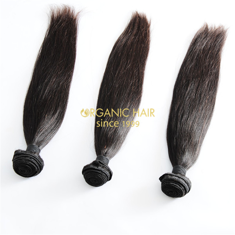Cheap virgin human hair extensions