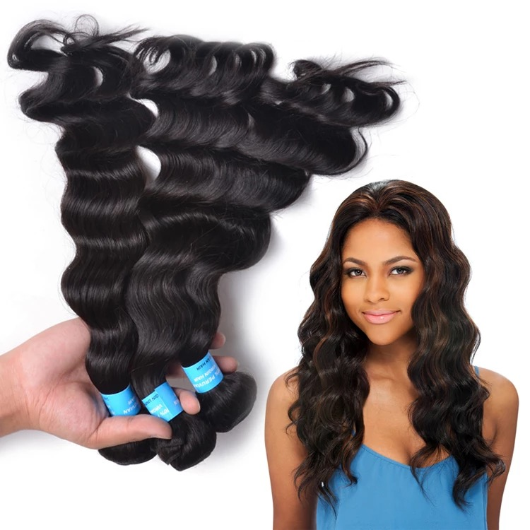 Cheap virgin peruvian hair extensions