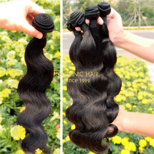 Curly remy indian hair extensions