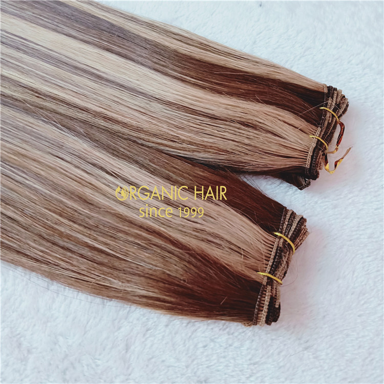 Customized 113grams for one pack,P#4#12 hand-tied weft A133