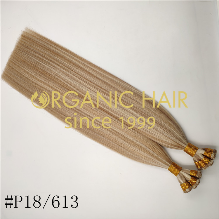 Best quality one direction with cuticle alives hair extensions rb111
