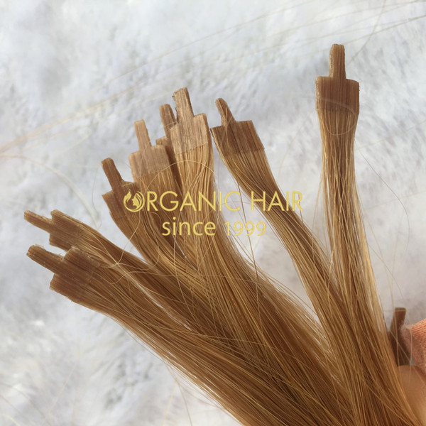 Fan tip hair extensions vendor in China