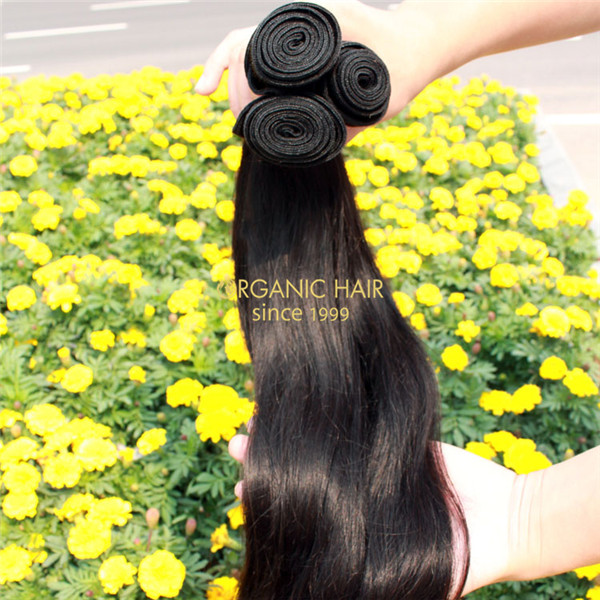 Good quality brazilian human hair extensions