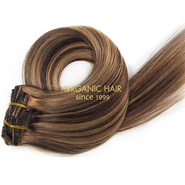 Great Length Soho Hair Clip In Human Hair Extensions P427 China