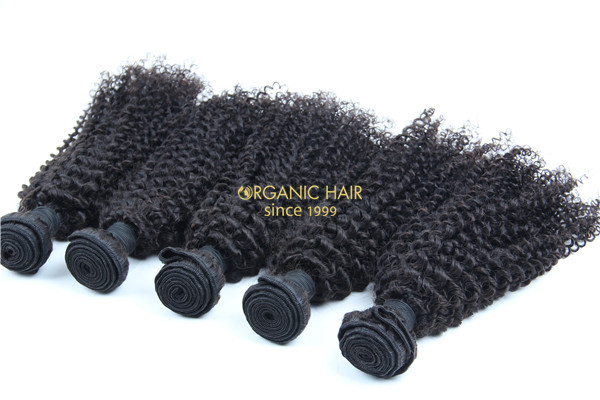 Great lengths brazilian curly lush hair extensions