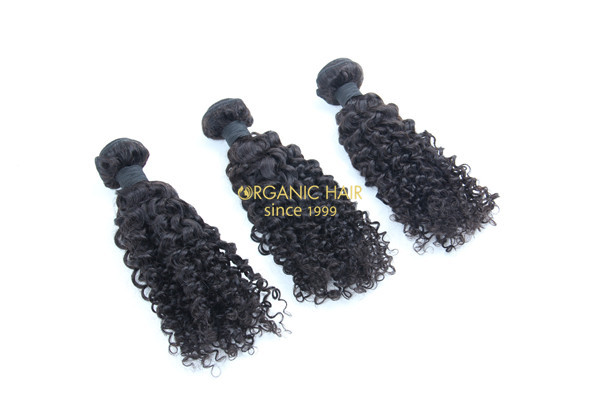 Great lengths virgin brazilian curly hair extensions