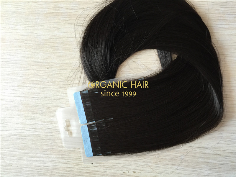 Headkandy tape in hair extensions sydney