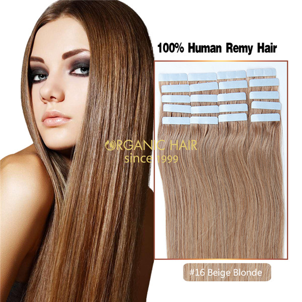 Human Hair Best Tape In Hair Extensions Cost China Oem Human Hair