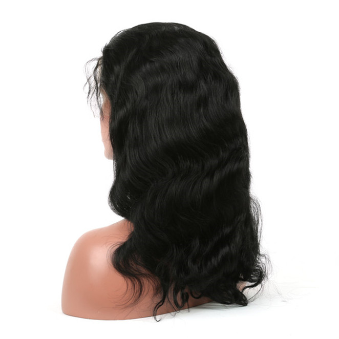 Lace front human hair wigs lace hair