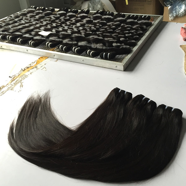Wholesale straight weave Indian hair New York GT01