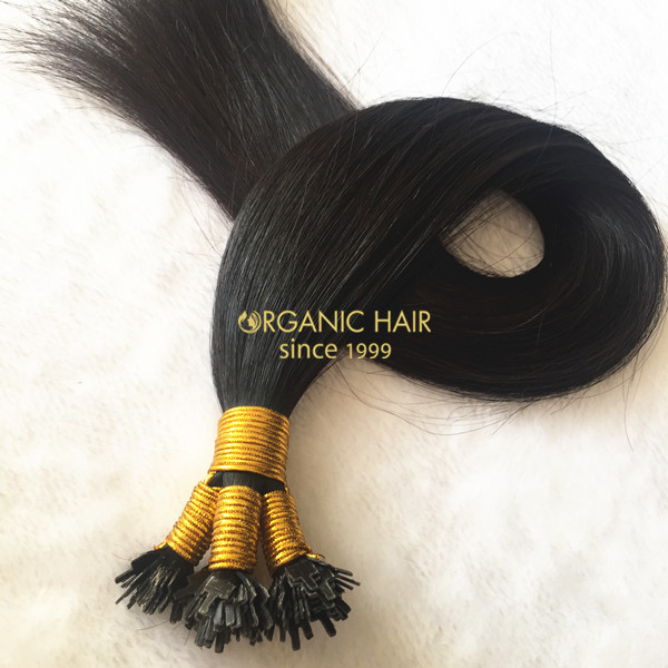 Indian Remy Hair Micro Rings Mini Tip Hair Extensions China Oem