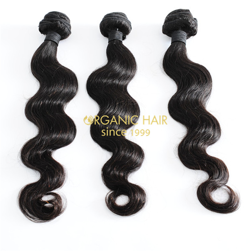 Indian remy hair weave Wholesale