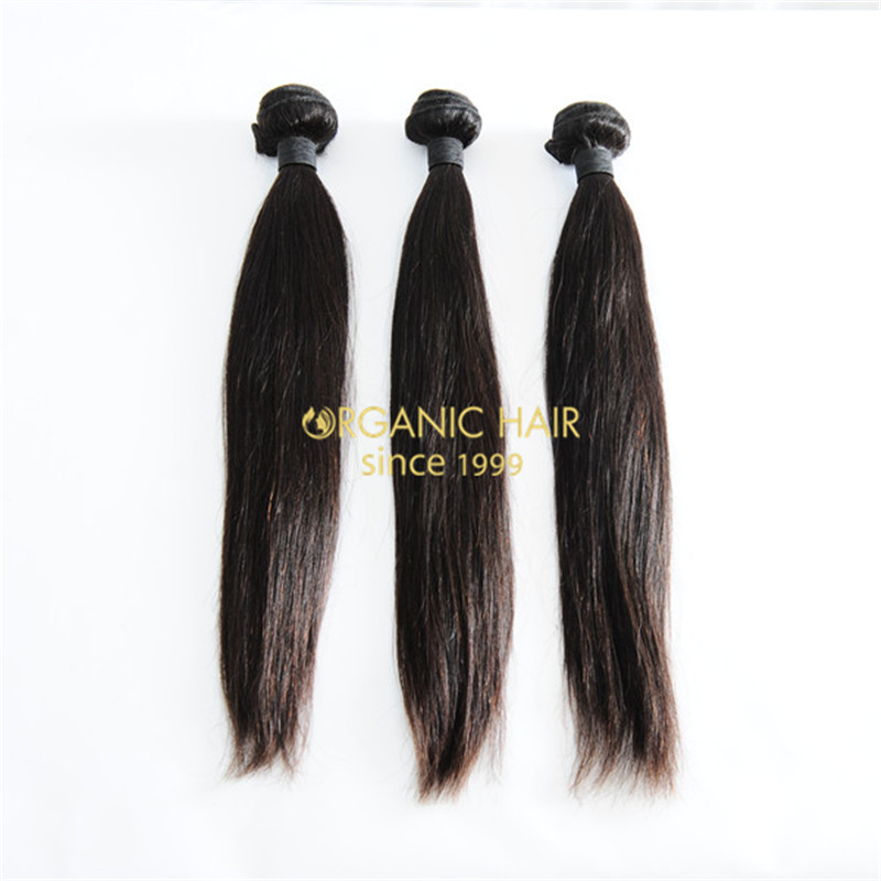 Indian remy human hair extensions for sale