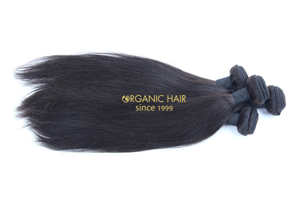 Indian virgin remy human hair extensions