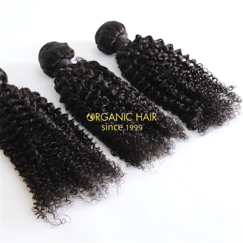 Indian virgin unprocessed black hair weave styles