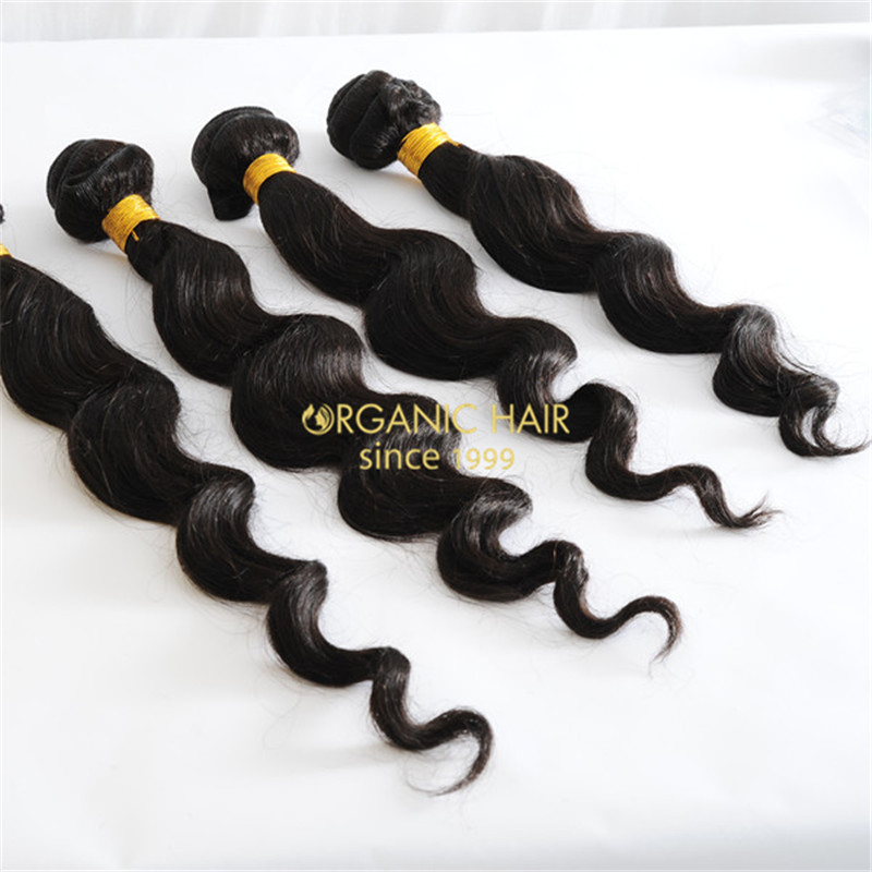Malaysian remy hair weave wholesale