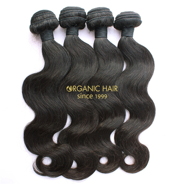Milky human hairextensions wholesale