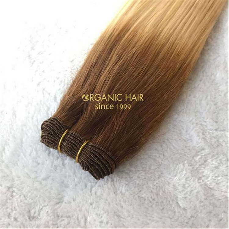 Omber T6/60 hand-tied wefts-with top quality and cheaper price A151