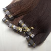 Pu skin weft hand tied weft Christmas new year gift