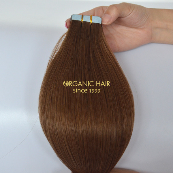 Wholesale bohemian hair tape in hair extensions supplier