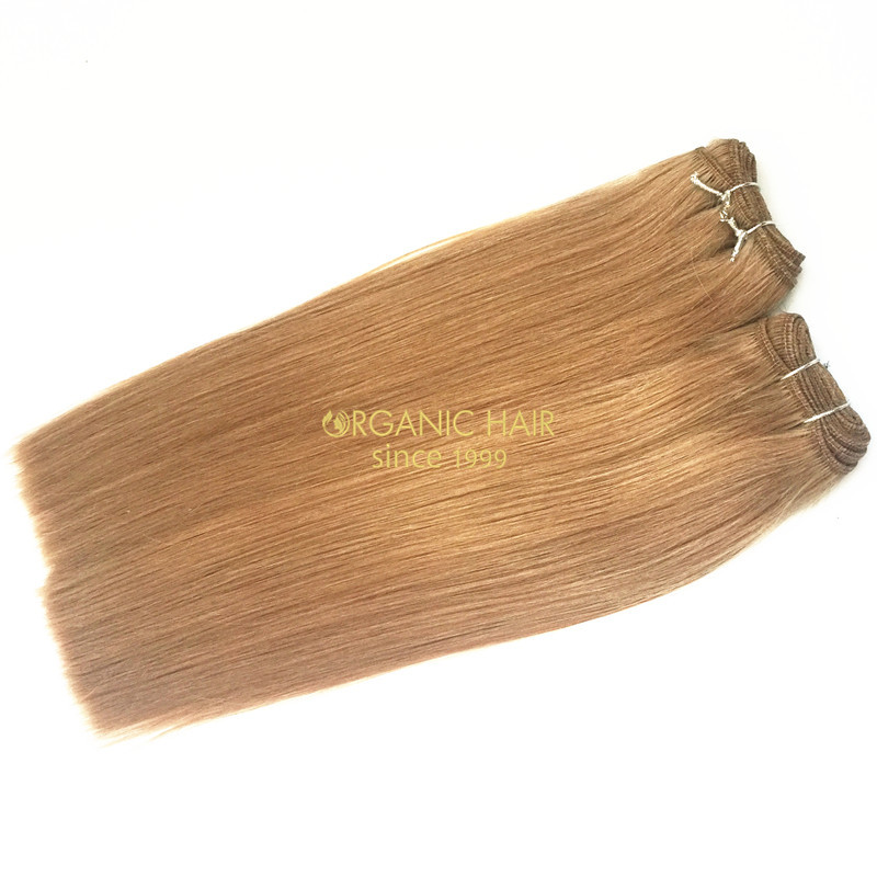 Real 100 remy human hair extensions